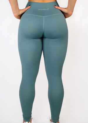 LIFESTYLE LEGGINGS - SAGE