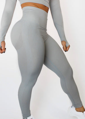 ASSETS LEGGINGS - FROST