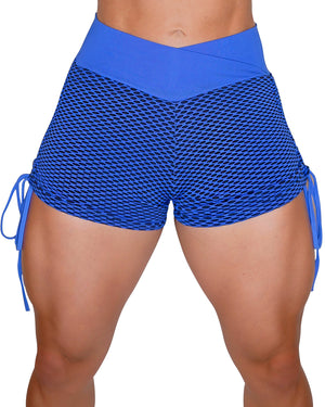 HEX SHORTS - BLUE