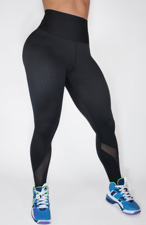 CONTOUR SEAMLESS LEGGINGS