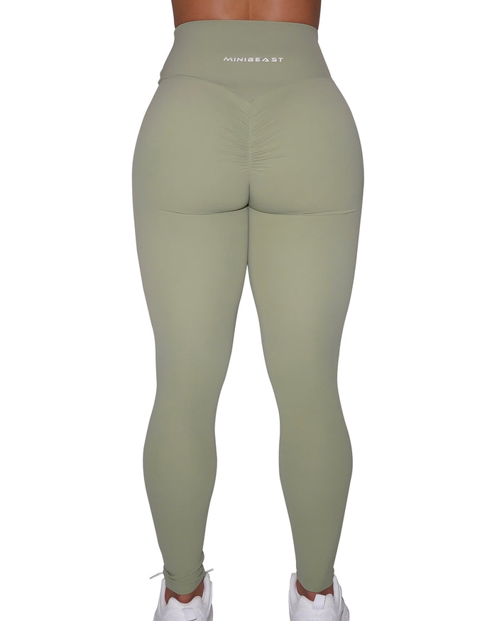 BUTTER LEGGINGS - FERN
