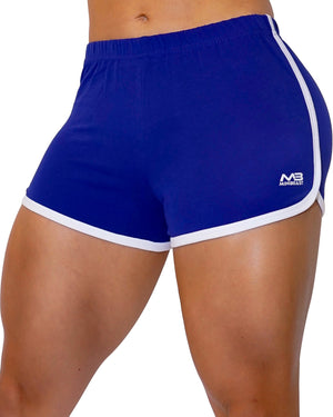 MOVE SHORTS - BLUE