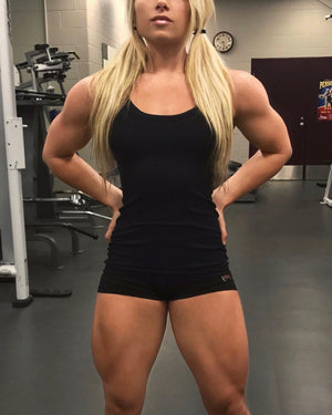 Misscarriejune's 12 Week Muscle Building Program