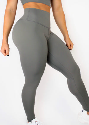LIFESTYLE LEGGINGS - TAUPE