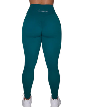 BUTTER LEGGINGS - TEAL