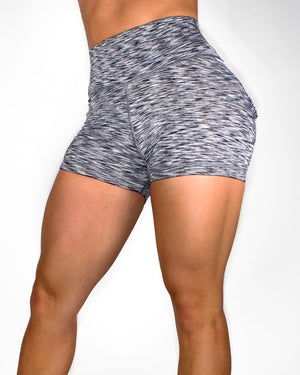 NEW CURVE SHORTS - FIFTY SHADES OF GREY (STRETCH)