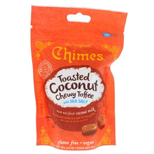 Chimes Toffee Chews-80g-Vegan and Gluten Free