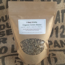 Organic Indonesian Bali Blue Moon Green Beans-SOLD OUT
