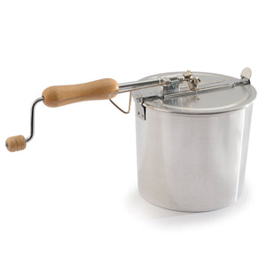 Old Time Popcorn Maker