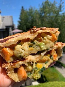 brEAThe-Vegan and GF Quiche and Pie