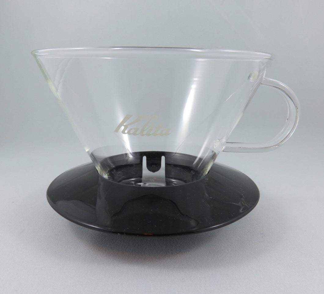 Kalita Wave 185 Glass Dripper-Black