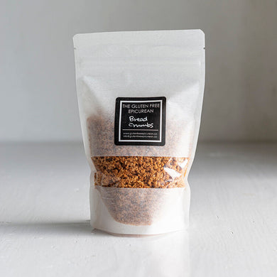 Gluten Free Epicurean-Bread Crumbs-Vegan and GF
