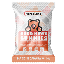 Herbaland-Good News Gummies
