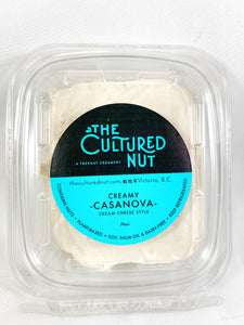 Cultured Nut-Cream Cheese Spread
