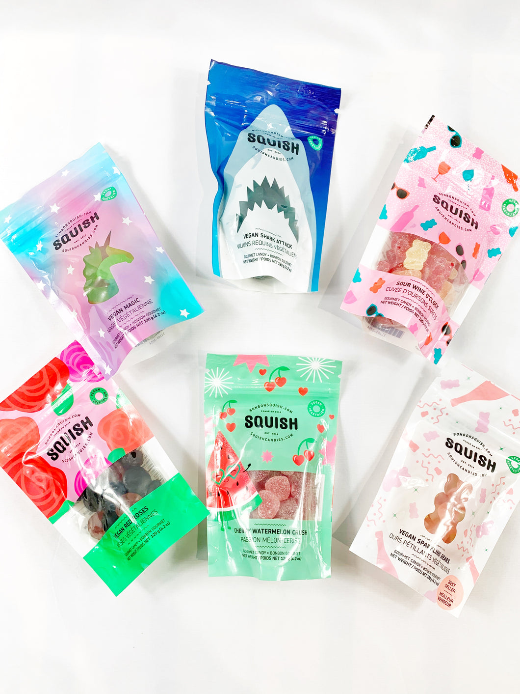 Gift Box Collection-Squish Candy