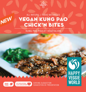 Happy Veggie World Vegan Meat
