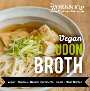 The Workshop-Udon Broth