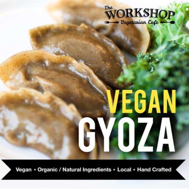 The Workshop-Gyoza