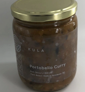 Kula Kitchen-Portobello Curry Soup