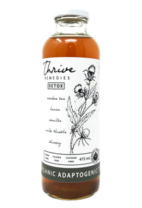 Healthy Hooch-Thrive Teas
