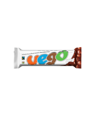 Vego Vegan Hazelnut Chocolate Bar-150g