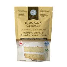 Cloud 9 Vanilla Cake/Cupcake Mix-Vegan and Gluten Free
