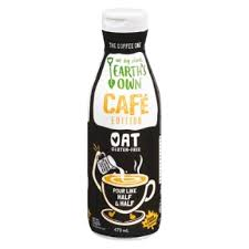 Earth's Own-Cafe Edition Oat Creamer