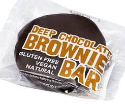 No Whey-Deep Chocolate Brownie-Vegan and Gluten Free