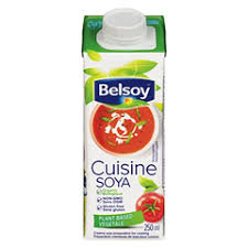 Belsoy Cooking Cream