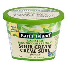 Earth Island-Vegan Sour Cream