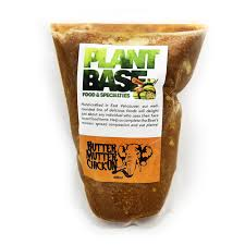 Plant Base-Butter Chicken
