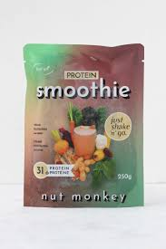 Just Go Smoothies-Vegan and Gluten-Free-Pack of 4 smoothies