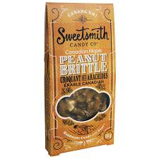 Sweetsmith Vegan Peanut Brittle