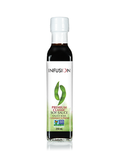 Infusion Soy Sauce