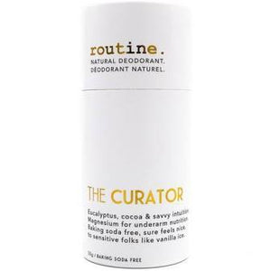 Routine Cream-Full Stick Deodorant