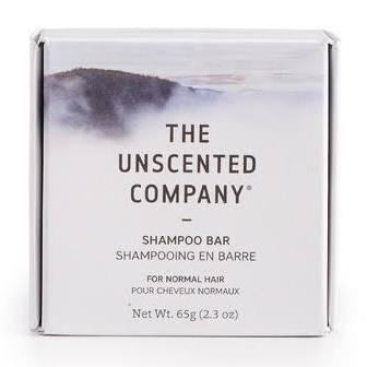 The Unscented Company-Unscented Bar Shampoo and Conditioner