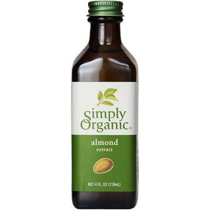 Simply Organic-Almond Extract