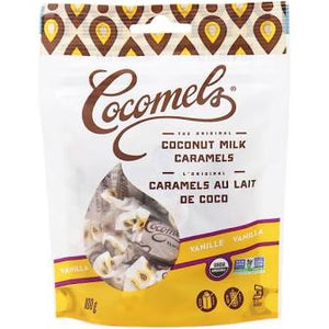 Cocomels-Caramel Milk-Vegan and Gluten Free