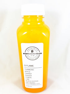 Body Energy Cold pressed juice