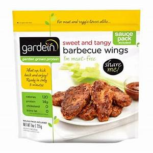 Gardein-BBQ Wings