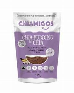 Chiamigos-Chia Pudding-Vegan and Gluten-Free