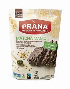 Prana Vegan Chocolate Bark