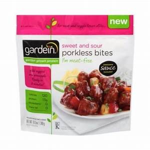 Gardein-Sweet and Sour Pork Bites
