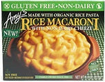Amy's Rice Mac and Cheese-Vegan and Gluten Free
