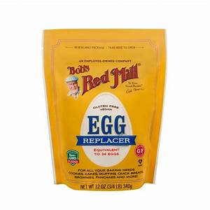 Bob's Red Mill-Egg Replacer-340g
