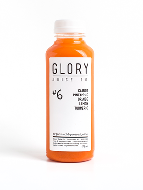 Glory Juice-Organic Cold-Pressed Juice-16oz