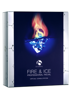 a. At-Home Professional Fire & Ice Facial Kit