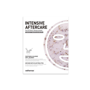 Esthemax Intensive Aftercare Hydrojelly Mask
