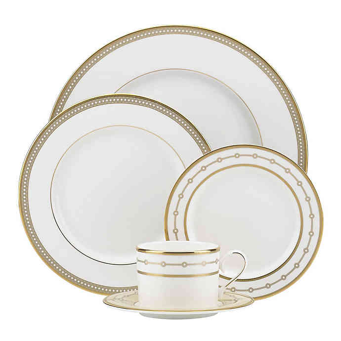 Jeweled Jardin™ 5-piece Place Setting - House of Moseley