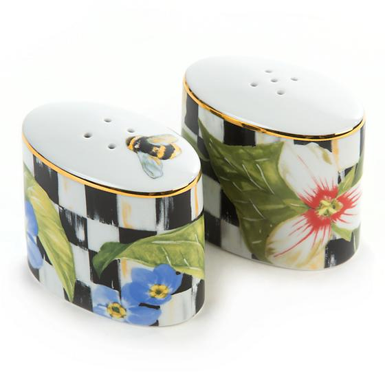 Thistle & Bee Salt & Pepper Set - House of Moseley